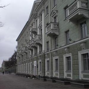 "Гостиница ""БНТУ"""