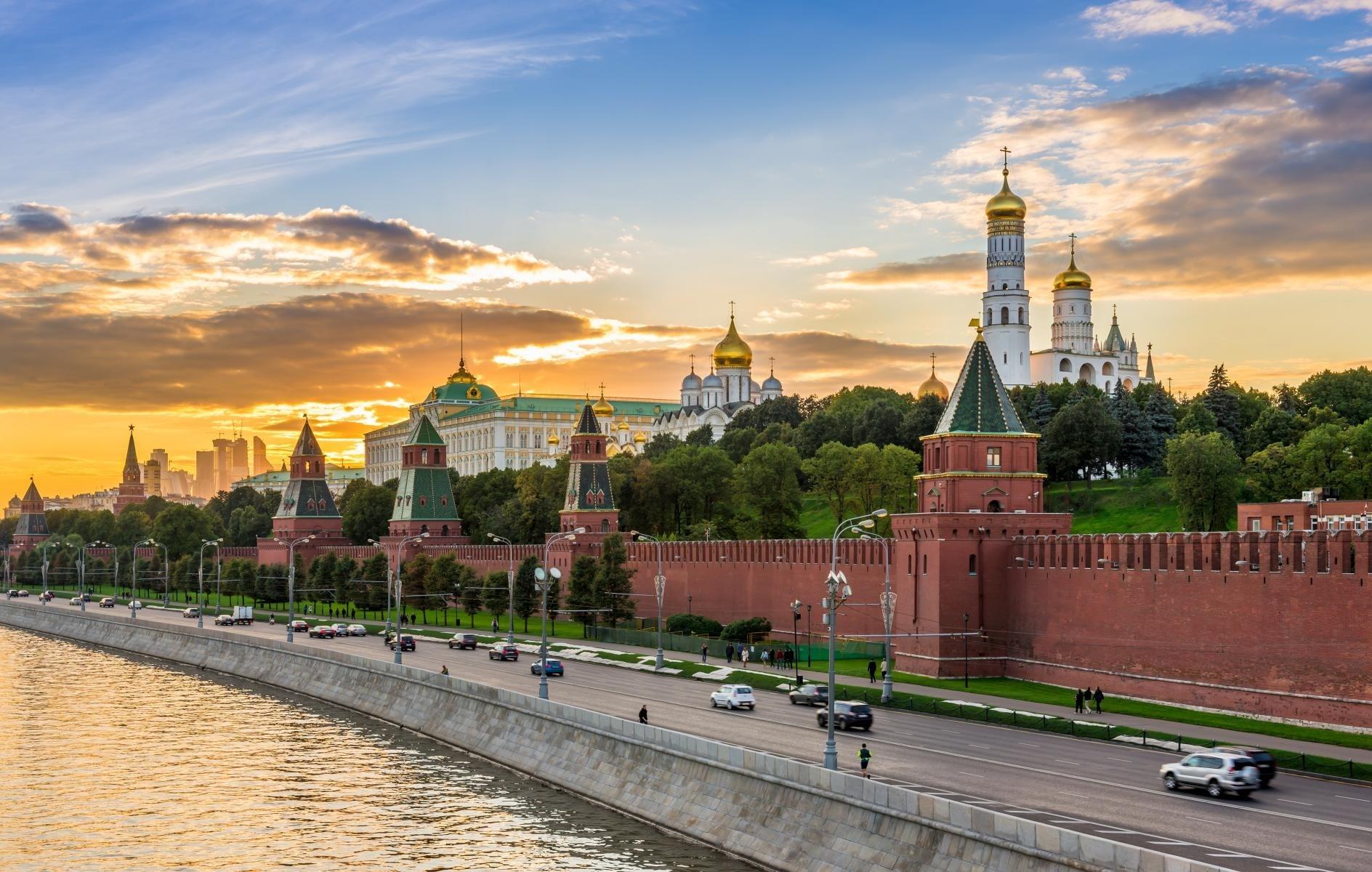 Московская кремль